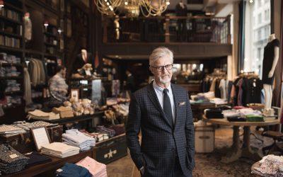 Brooks Brothers moderniza su cadena de suministro para mejorar la experiencia