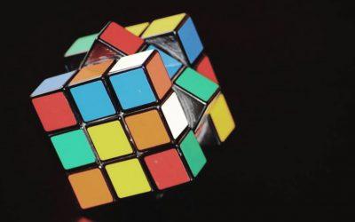 James Dodkins ¿Trabajas en una empresa tipo cubo de Rubix?