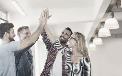 Consigue que tus colaboradores participen en la transformación