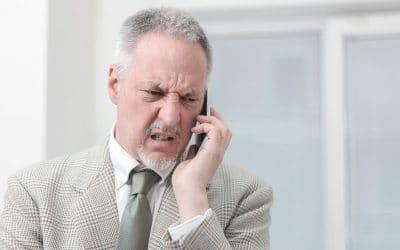 ¿Cómo identificar a los clientes enojados, frustrados y decepcionados?