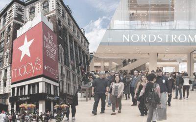 Macy's y Nordstrom: ¿Cuál es el secreto del éxito?
