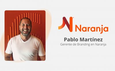 Entrevista con Pablo Martínez de Naranja