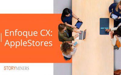 Cómo Apple aplica el diseño de experiencia al cliente