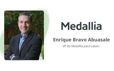 """Enrique Bravo Abuasale, VP de Medallia para Latam: """"El costo de perder a un cliente es demasiado alto"""""""