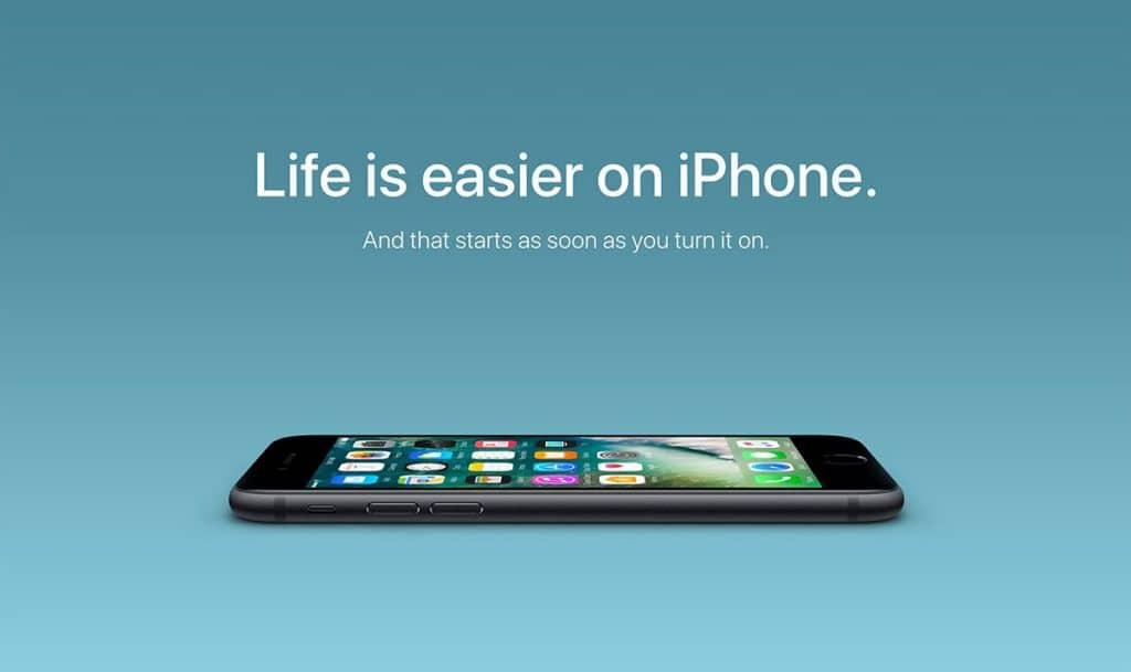 Dinero apple ad blog wow