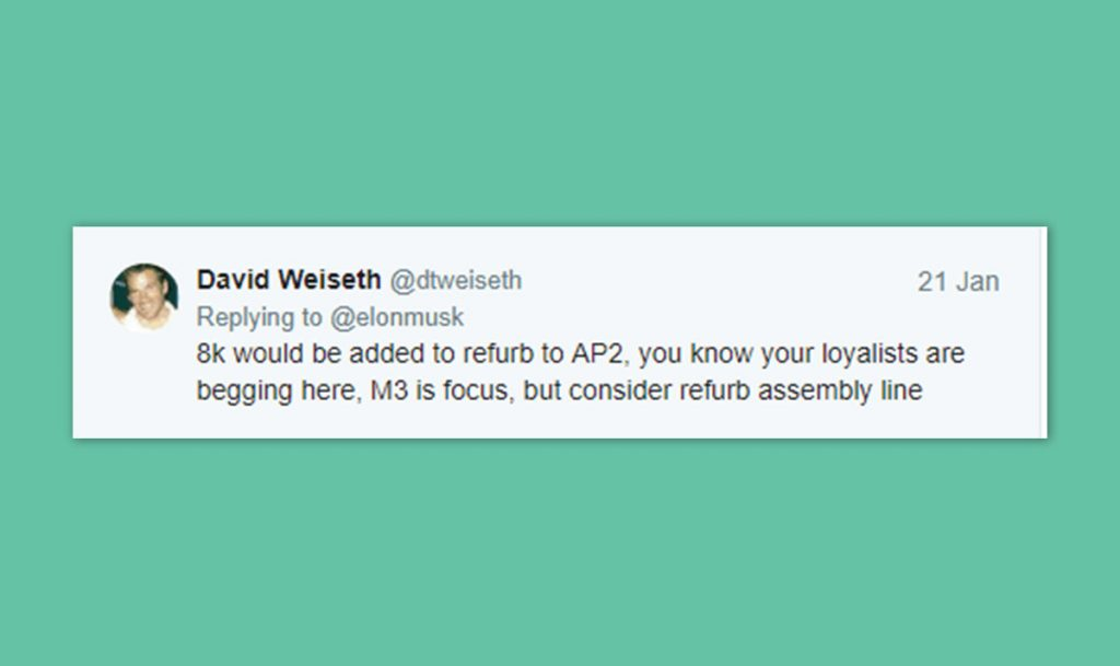 Elon Musk tweet15 blog wow