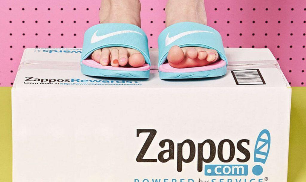 Zappos - Historia WOW