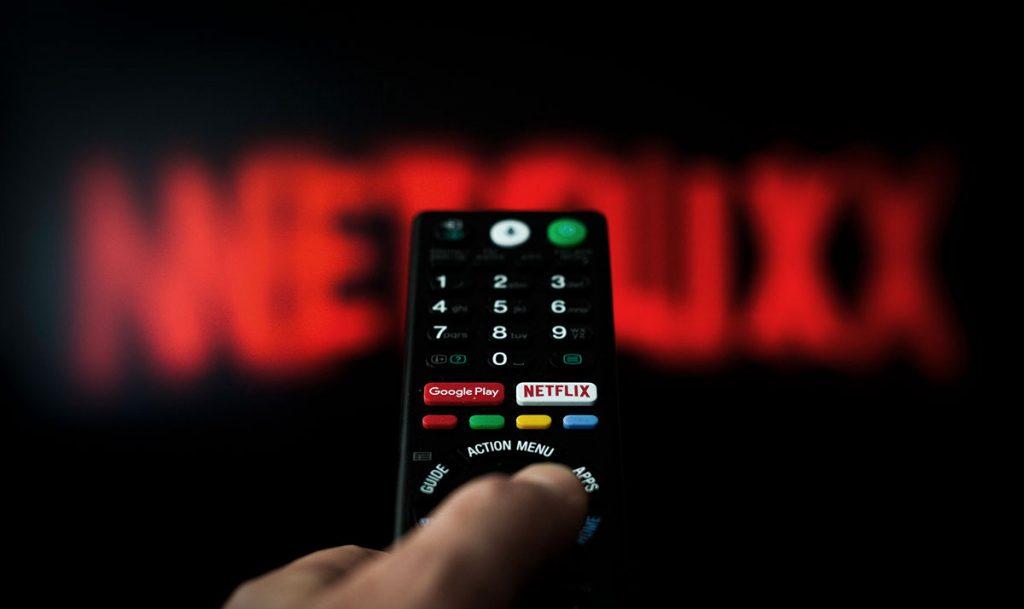 Netflix control blog wow
