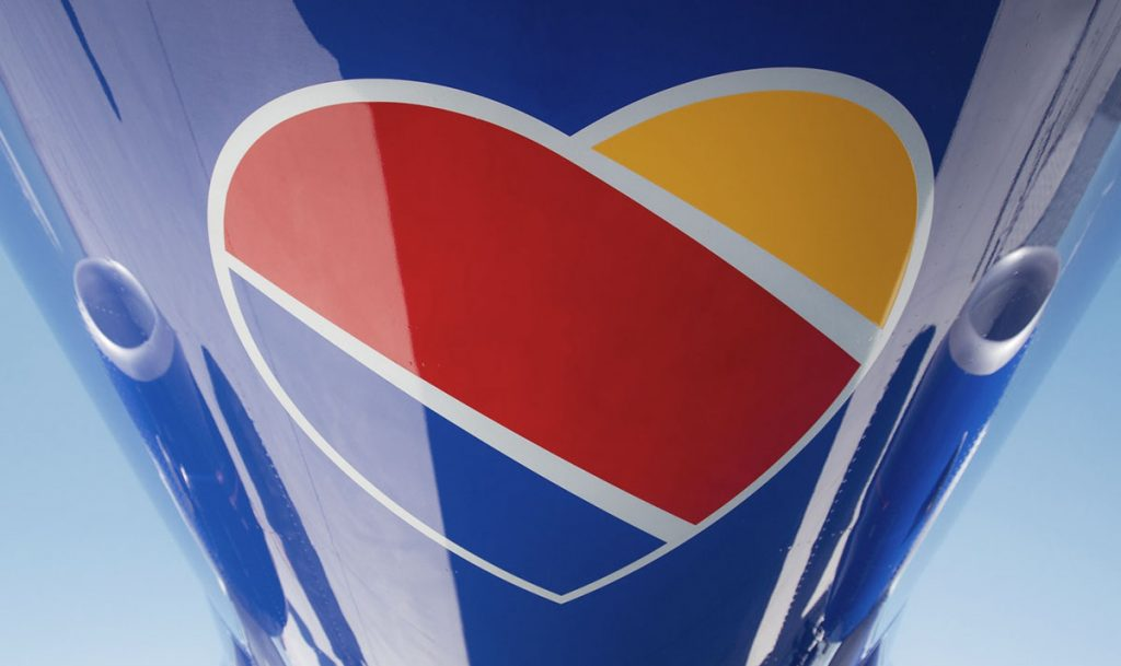 Experiencia Southwest Airlines