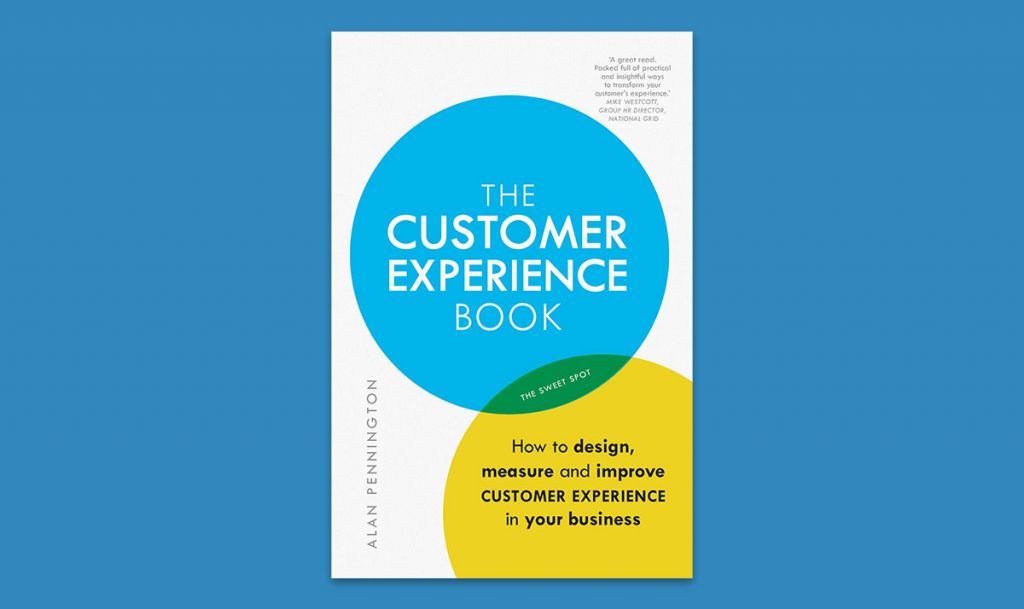 The Customer Experience Book blog wow