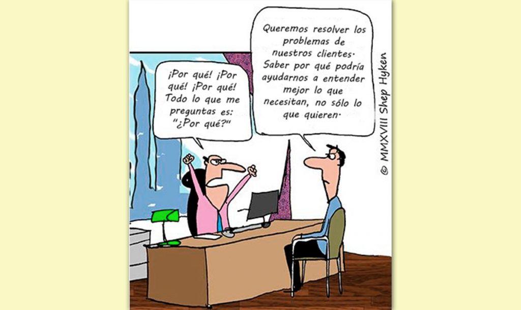 Exito problemas ilustración blog wow
