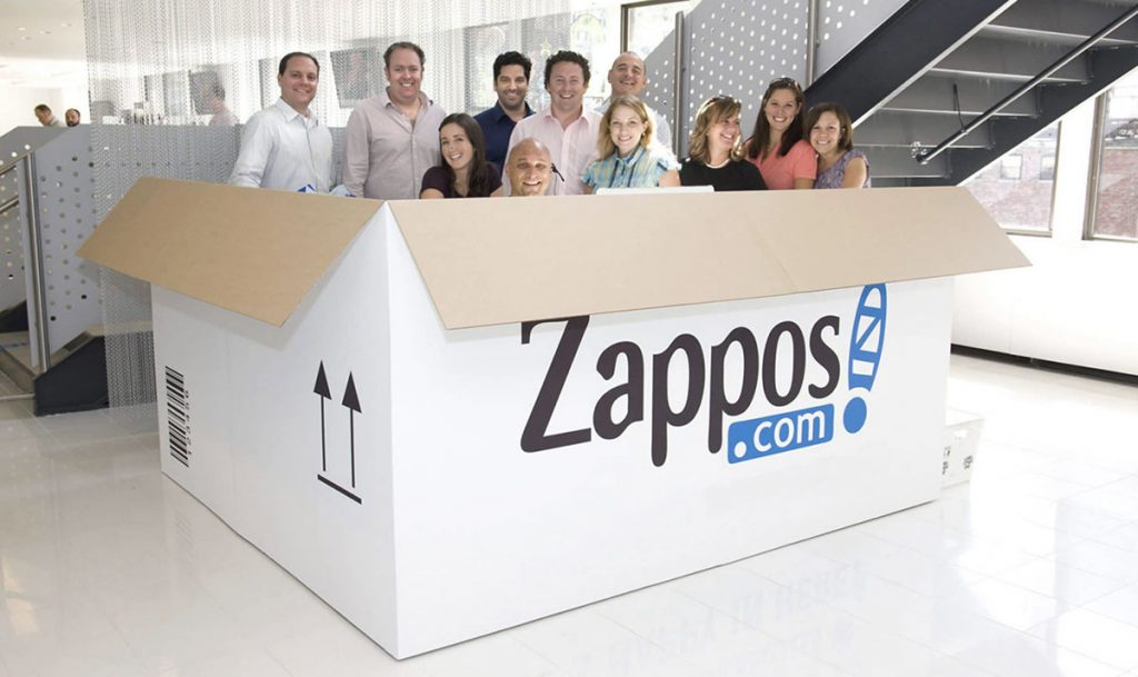 Experiencias maravillosas zappos blog wow