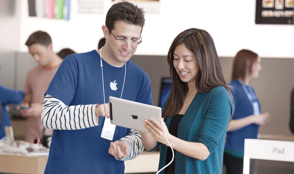Historia NPS Apple4 blog wow