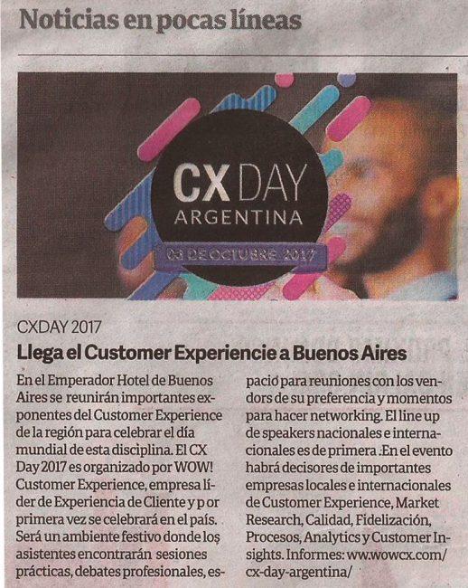 nota cx day argentina clarin