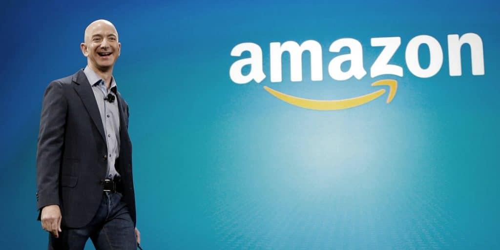 Valores fundamentales de Amazon - Jeff Bezos