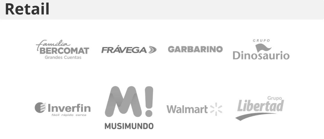retail clientes wow v2